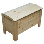 Holztruhe Spielzeugtruhe Spielzeugkiste Wäschebox Holzbox