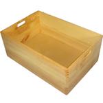 Spielkiste Holzkiste Spielzeugkiste Kiste Box Transportkiste aus Holz