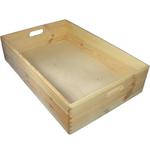 Allzweckkiste Holzkiste Spielzeugkiste Kiste aus Holz stapelbar