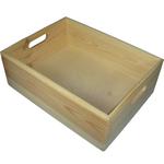 Holzkiste Spielzeugkiste Kiste Aufbewahrungsbox aus Holz