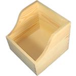 Allzweckkiste Holzkiste Gewürzregal Gewürzkiste Küchenregal aus Holz