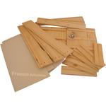 Schubladen Schubfächer Holzfach Schubkasten Schubladenbox 3 Stück