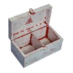 Holztruhe Schmuckkästchen Aufbewahrungsbox Werkzeugbox Schatztruhe