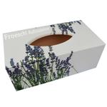 Kosmetikbox Taschentuchspender Beauty Case Tuchspender Baddeko Holzbox