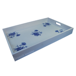 Allzweckkiste Serviertablett Holztablett Tablett aus Holz Holzkiste