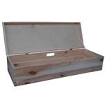 Spielkiste Spielzeugkiste Holzkiste Kiste mit Deckel aus Holz