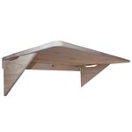 100 cm x 50 cm Tisch Klapptisch Holztisch Wandklapptisch klappbar