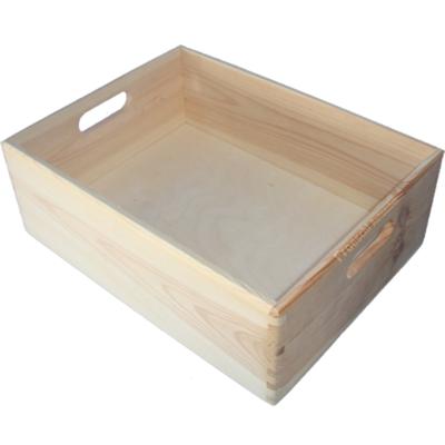 allzweckkiste holzkiste spielzeugkiste kiste aufbewahrungsbox aus holz. Black Bedroom Furniture Sets. Home Design Ideas
