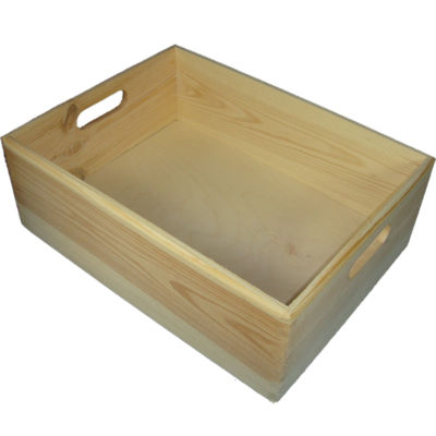 holzkiste spielzeugkiste kiste aufbewahrungsbox aus holz. Black Bedroom Furniture Sets. Home Design Ideas