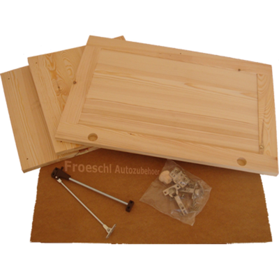 Allzweckkiste Holzkiste Spielzeugkiste Kiste Aufbewahrungsbox aus Holz