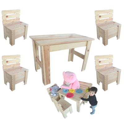 kinderstuhl holzstuhl kindertisch kinder sitzgruppe tisch stuhl holz. Black Bedroom Furniture Sets. Home Design Ideas