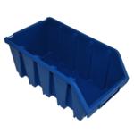 204 x 155 x 340 mm blaue Schütte Lagersichtkasten Kleinteilebox Gr.4