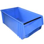 310 x 200 x 500 Sichtlagerbox Stapelbox Sichtbox Stapelkiste gebraucht